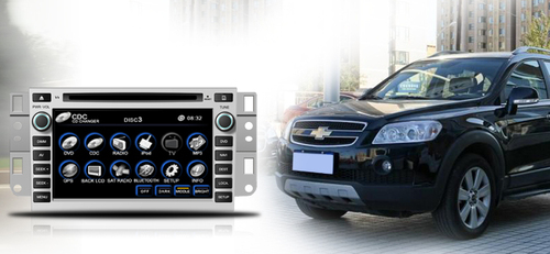 Car Monitor-Chevrolet Captiva