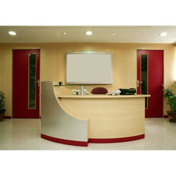 Office Reception Table In Chennai Tamil Nadu