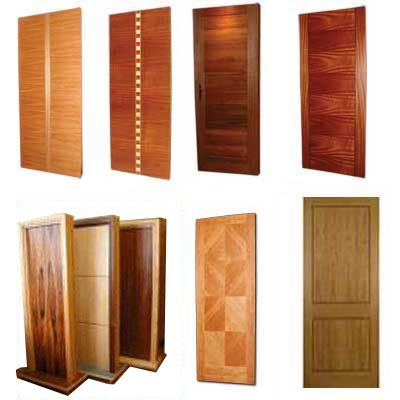 Solid wood flush doors in navsari gujarat india satyam for Solid wood flush door