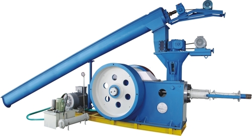 Cotton Waste Briquetting Machine