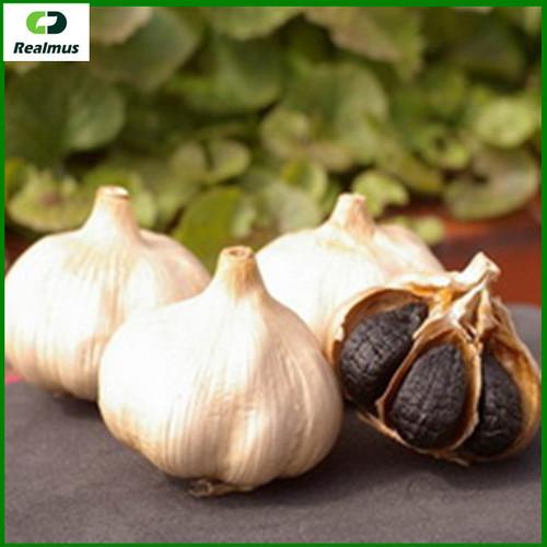 Aged Fermented Black Garlic