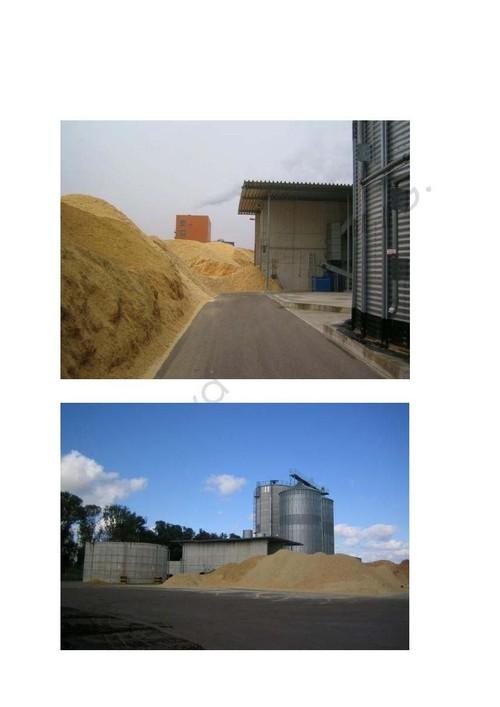 Used 5MW Biomass CHP Power Plants