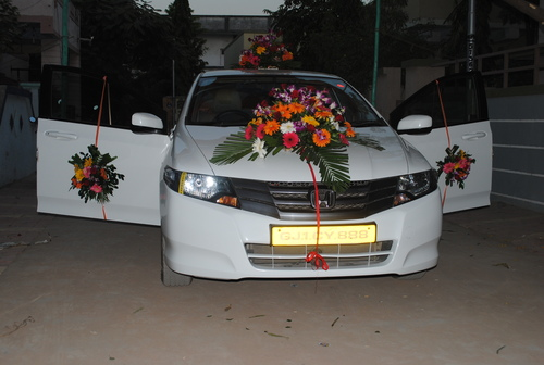 Car decoration in ellisbridge ashram road ahmedabad for Automotive decoration