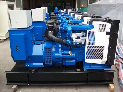 Diesel Genset With Perkins Engine (7kVA to 2500kVA)
