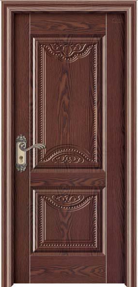 Interior Bedroom Compressed Wooden Door in Guangzhou, Guangdong - Unitstand International