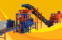 Automatic 6 Brick Machine in   RTO SITE