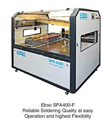 dip soldering machine manufacturers india