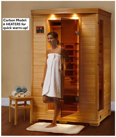 Infrared Sauna Bath In 15 Sector Noida Royale Sauna