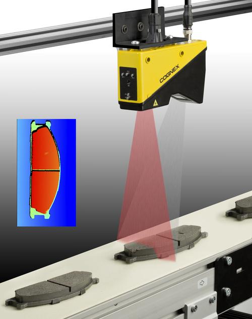 DS1000 3D Sensor