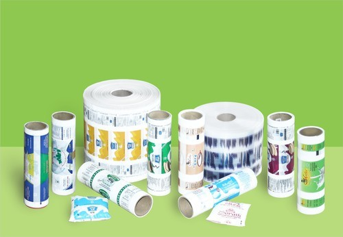 Water Pouch Packing Film  in   GIDC - 2 Sabalpur