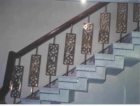 Stainless Steel Staircase Railing In Laxami Bai Nagar