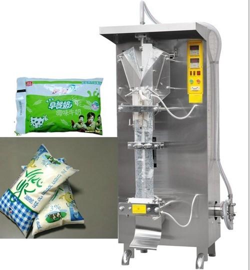 milk packing machine