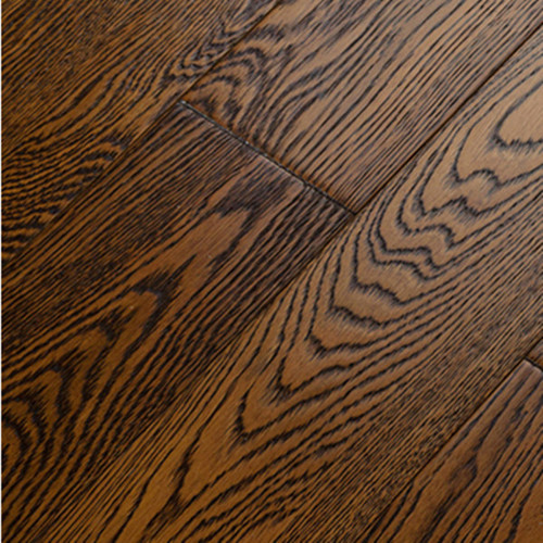 Wire Brushed American Red Oak Flooring