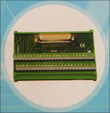 50 Pin D-Sub Male Connector