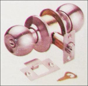 Durable Cylindrical Lock