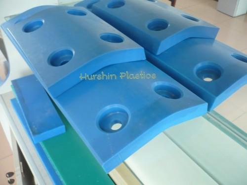 Wearable And Waterproofing Frontal Board On Dock Bumper