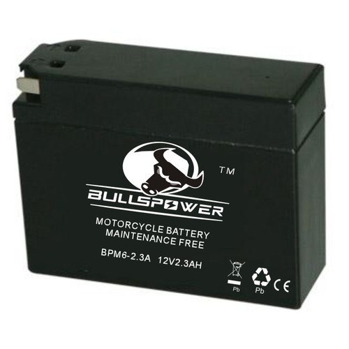 High Quality Motorcycle Battery