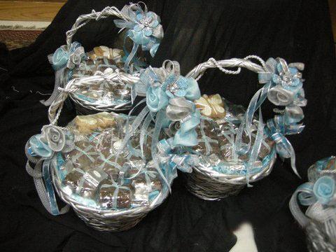 Decorative gift basket in new delhi delhi sanvar gift box decorative gift basket negle Images