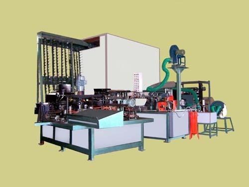 Automatic Paper Cone Making Machine