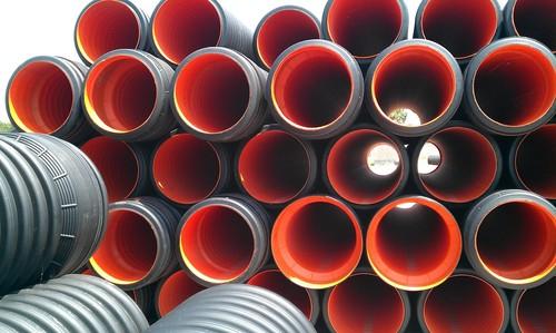 Alcorr Double Wall Corrugated Pipes in  Pretoria Street