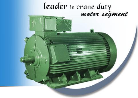 Hvac motors in mumbai maharashtra india marathon for Motors used in cranes