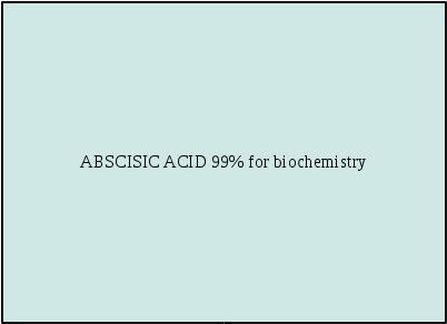 Abscisic Acid 99% For Biochemistry
