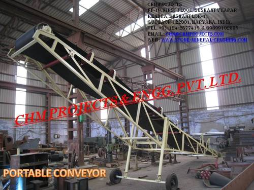Portable Conveyors in  Sushant Lok