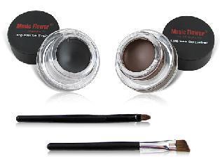 Kajal Music Flower Eyeliner Cream (M-1007)
