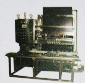 Acid Fill And Level Machine