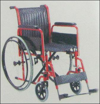 Steel Wheel Chair (Je903) in  Malad (W)
