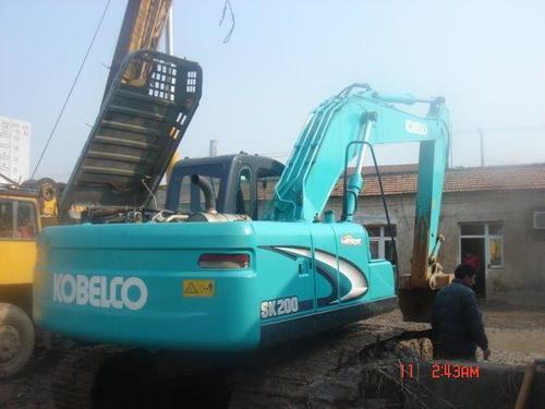 Crawler Excavator 33T