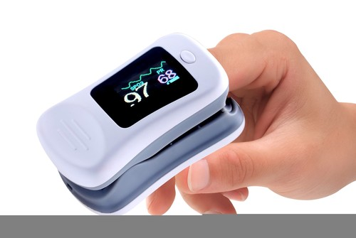 JERRY-F+ Fingertip Pulse Oximeter