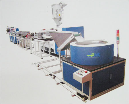 Flat Inline Drip Irrigation Ppe Extrusion Line