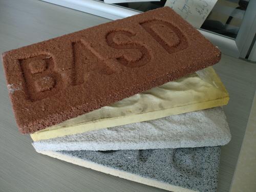 Polyurethane Insulation Imitate-Stone Brick