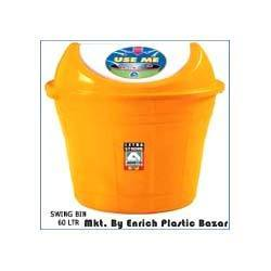 Coloured Dust Bins