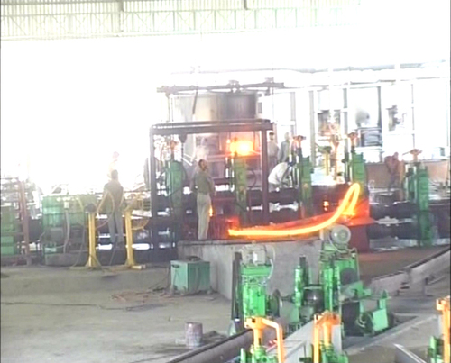 Tmt Bar Rolling Mill in   Town-Sihor