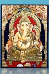 Shri Ganesha Painting