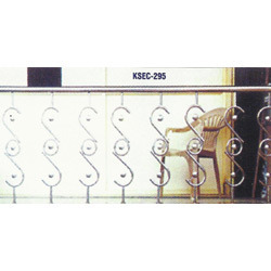 Latest Stainless Steel Balcony Grills