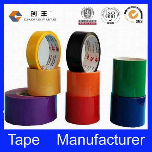Polypropylene Colorful Adhesive Tapes