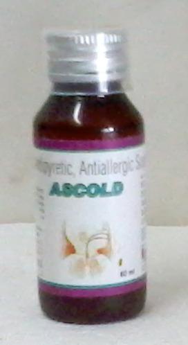 Anticold Syrup