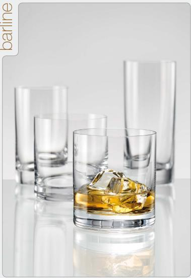 Barline Drinking Glass 230ML