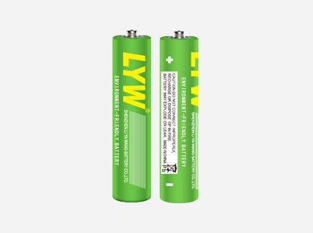 R03P AAA Battery with 1.5V