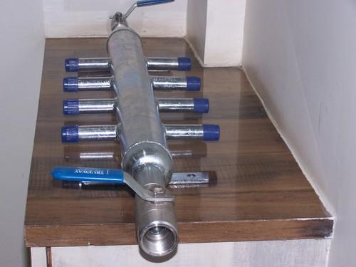 Instrument air header valve in sonawalla cross rd