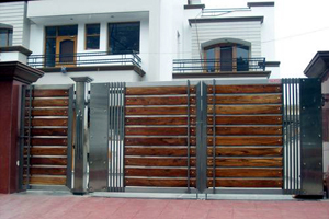 Kothi Entrance Gate In Naraina New Delhi M R Enterprises
