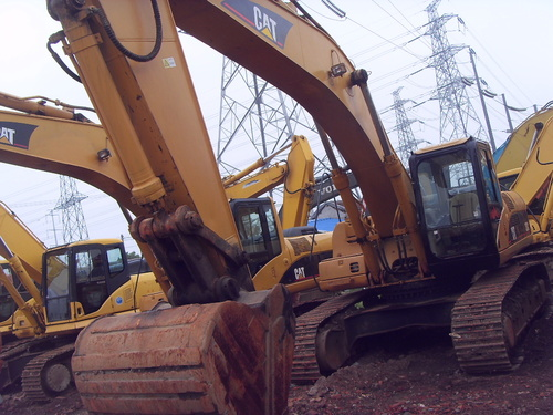 CAT 330C Used Crawler Excavator