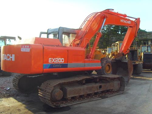 Crawler Excavator Hitachi Ex200-2