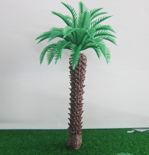how to make coconut tree with paper