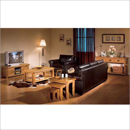 Drawing Room Wooden Furniture