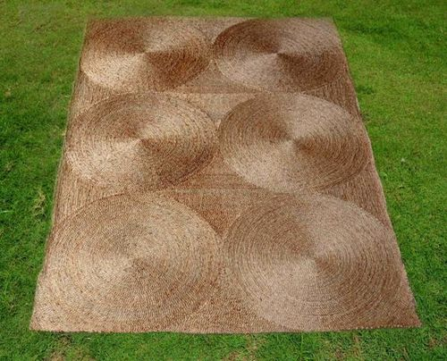 Designer Soft Braided Jute Rugs Country India