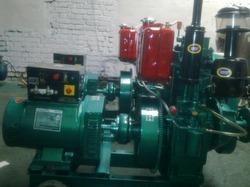 Portable Welding Diesel Generator